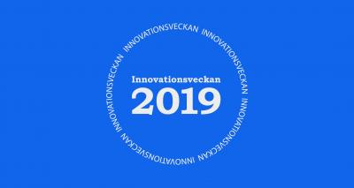 Innovationsveckan 2019 logo