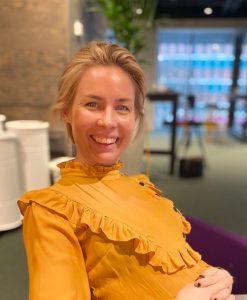 Bild på Annika Persson